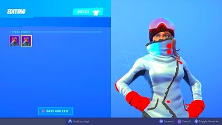 HOW TO UNLOCK FORTNITE VALENTINES DAY EDIT STYLES ON BATTLE PASS SKINS! FREE VALENTINS DAY STYLES