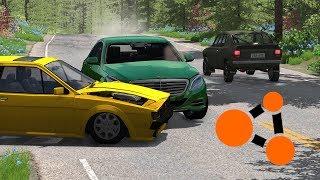 Lajwidło (#75) - BeamNG.drive - Losowe Kolizje Samochodowe