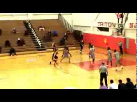 Marshall Bennett - #25 - America's Best Kept Secret - Triton Game Dec 4, 2013