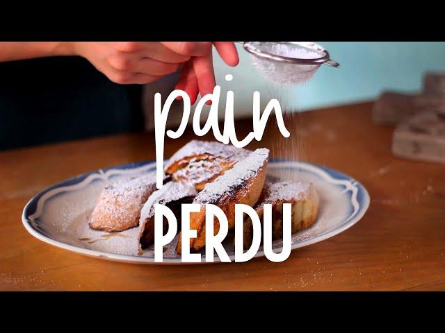 Pain Perdu | Rendez-vous à Paris