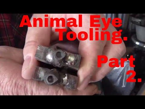 Animal Eye Tooling  Part 2.