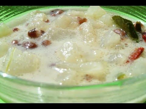 How To Make Olan--Kerala Olan Recipe