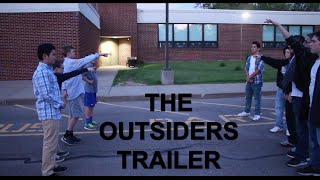 THE OUTSIDERS TRAILER (school project)