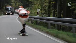 Longboard Downhill : Les surfeurs de l'asphalte - #RidingZone