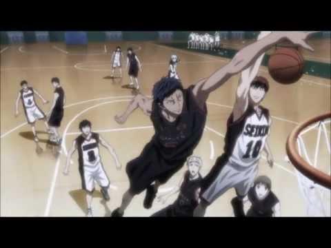 Aomine's Basketball