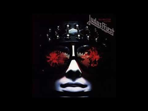 "Judas Priest - ""Hell Bent for Leather"" 1979 (VINYL) [Full Album]"