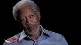 Morgan Freeman on Playing Nelson Mandela