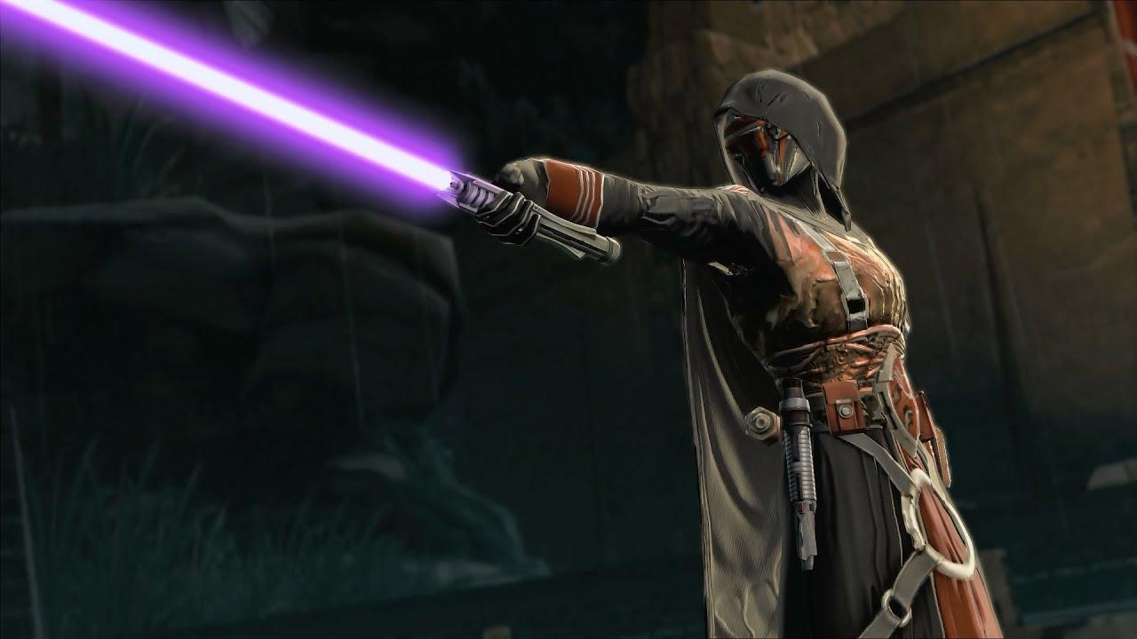 SWTOR Shadow Of Revan Empire Storyline Cutscenes