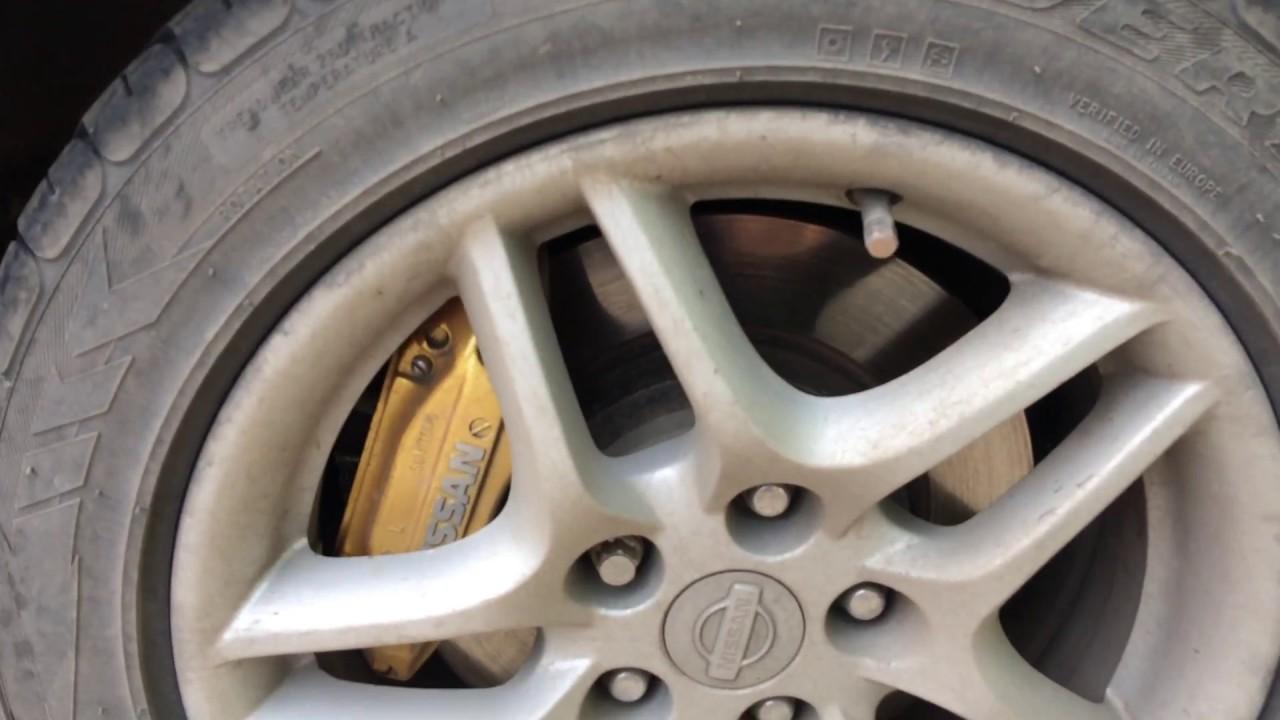 Что нужно для  установки турбо тормозов (Turbo brakes) на Skyline R34 в сток R16 колеса.