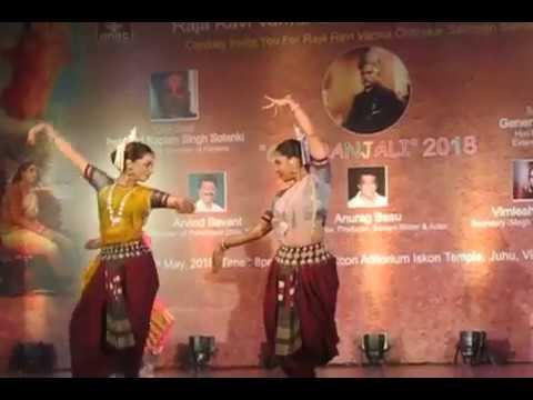 Bharatanatyam |Classical Dance at RAJA RAVI VARMA CHITRAKAR SAMMAN SAMAROH