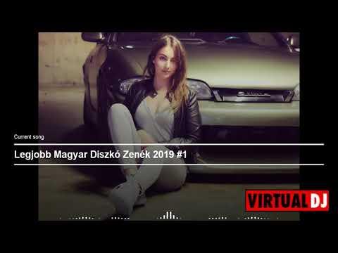 Legjobb Magyar Diszkó Zenék 2019 #1