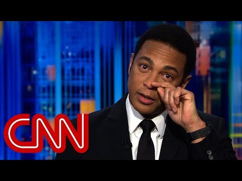 Don Lemon's emotional message after...