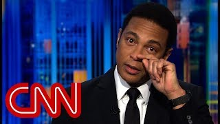 Don Lemon's emotional message after sister's death