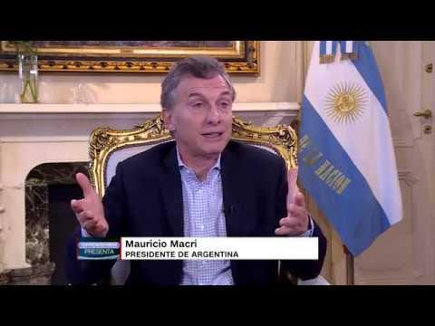 """""""Entrevista con el Pte. de Argentina, Mauricio Macri"""" - Oppenhimer Presenta # 1832"""