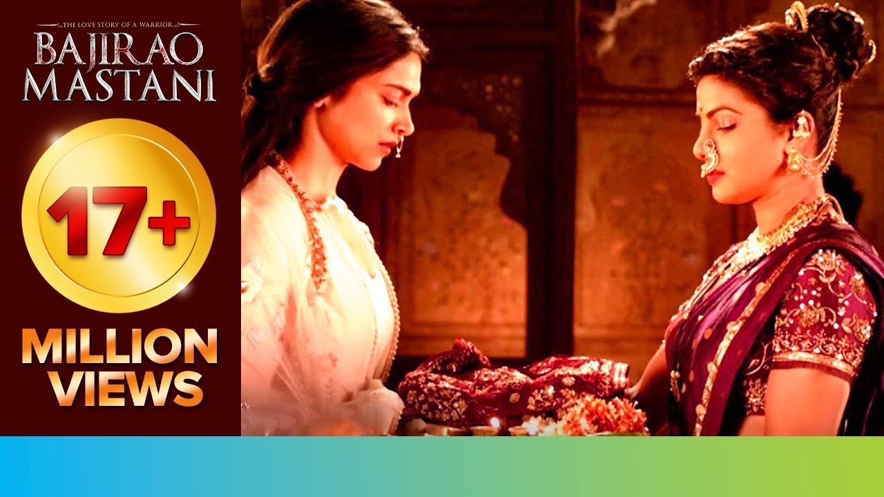 Priyanka Invites Deepika To The Festival | Bajirao Mastani | Movie Scene