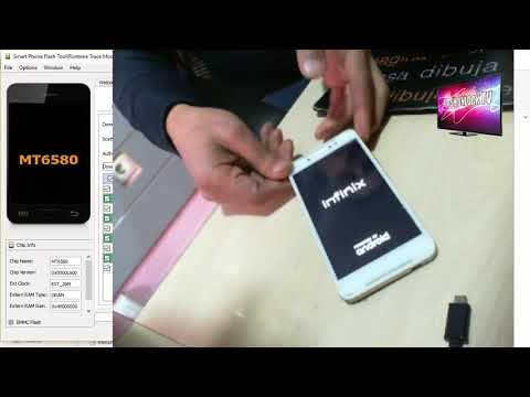 Flash Infinix Smart X5010, Fix Problem: Download Fail, Please redownload!  Flash Unlock TV
