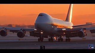 Ultimate HD Plane Spotting PART 1, 3+ Hours Watching Airplanes Chicago O