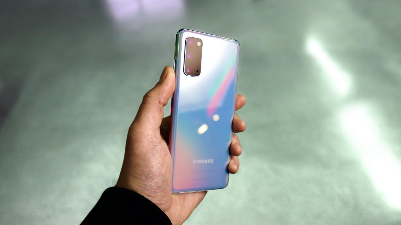 Samsung Galaxy S20 Hands On - Une meilleure offre? + vidéo