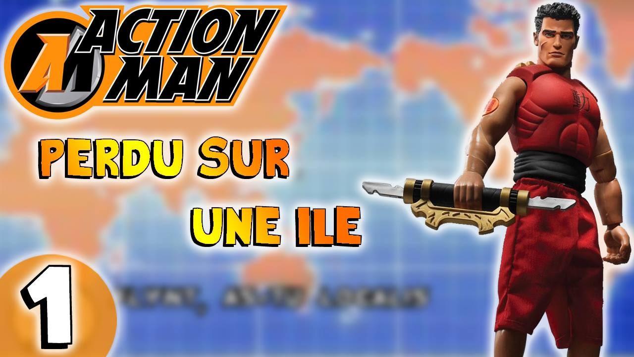 Download Action Man [GBA] [FR] - Let's play : Ep. 1 - Perdu sur une île