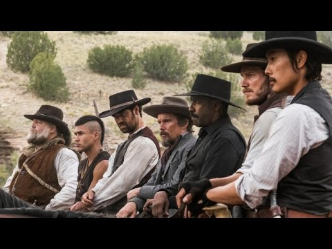 TIFF preview: Film festival to open with star-studded remake of 'Magnificent Seven'