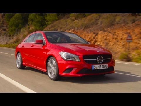 All-New ✇ Mercedes-Benz CLA - Driving, Interior & Design