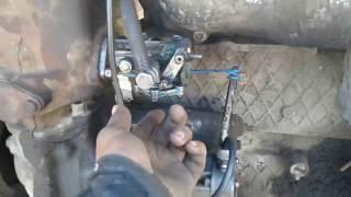 Ремонт ДТ 75 Чистка радиатора и проверка подшипника