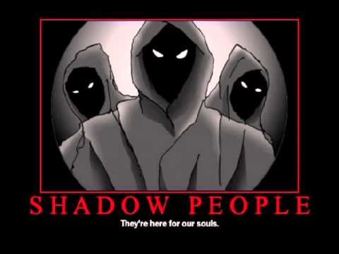 The Shadow People, Black Eyed Children, and The Djinn by Vision for Humanity Radio