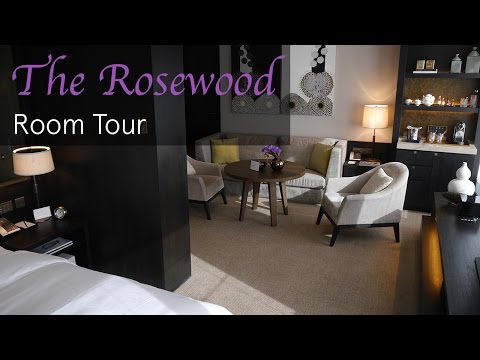 Room Tour & Review: The Rosewood Beijing