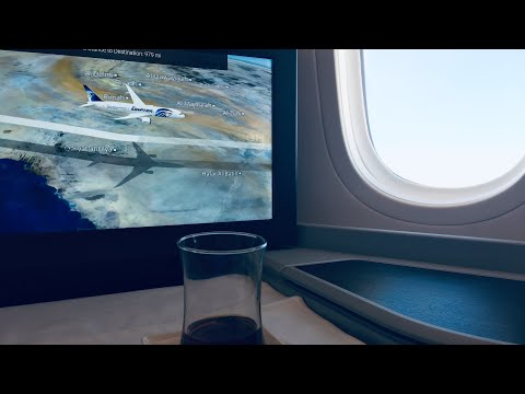 EgyptAir Business Class From CAI To DXB On Dreamliner Boeing 787-9