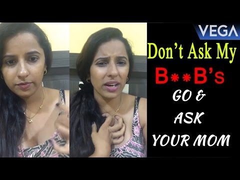 Irritating Fans Questions Shravya Reddy about her B**Bs ! Her Reply was Epic thumbnail