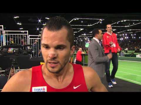 IAAF WIC Portland 2016 - Jakub HOLUSA CZE 1500m M ROUND 1