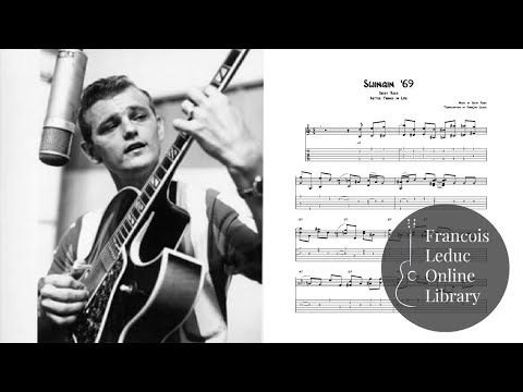 Swingin' 69 - Jerry Reed (Transcription)