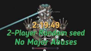 1.4: Moon Lord in 2:19:49  - Duo NMA Random Seed Speedrun /w Baliame