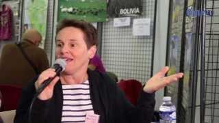 Françoise Dasque, par ABM TV