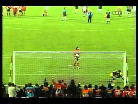 1994 March 15 Eintracht Frankfurt Germany 1 Salzburg Austria 0 UEFA Cup