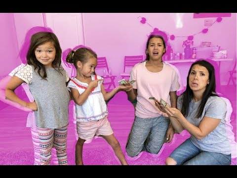 If LITTLE KIDS were in CHARGE! Mom & TEENS can't say NO!!!
