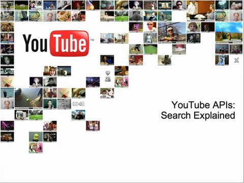 Google youtube API, how do i search for specific keyword ...
