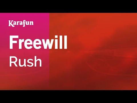 Karaoke Freewill - Rush *