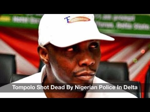 Tompolo Shot Dead By Nigerian Police In Delta State - Nigeria Daily (17-04-2017)