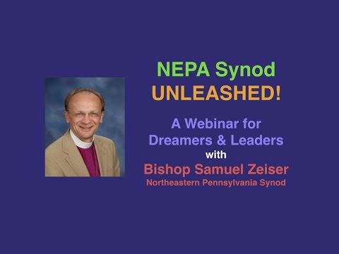 NEPA Synod Unleashed for Reformation 2017 March 26, 7:00 PM