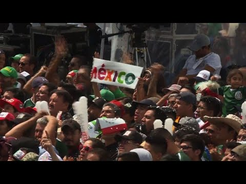 Festa no México