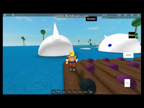 Roblox Dragon Ball After Future Quest 6 Part 1
