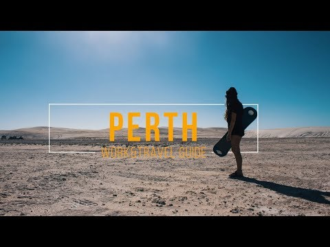 WORK AND TRAVEL GUIDE - Die coolsten Abenteuer in Perth und