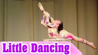 "Gymnastic Performance Young Girl ""Magical Dream"""