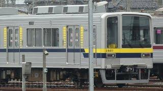 【東武20400系 日光線 南栗橋⇔新栃木 本日時点 まだ運用開始せず。】21411F 2週間以上 南栗橋留置。11432F、31409F 南栗橋検査入場。