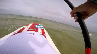 Vilano Navigator Inflatable SUP Stand Up Paddle Board Package review