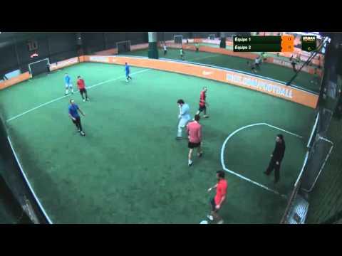 Urban Football - Aubervilliers - Terrain 10 le 03/12/2015  19:15