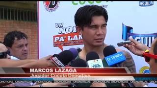 04 FEBRERO 2015 DEPORTES ORO SE ESPERA FALLO DE LAZAGA