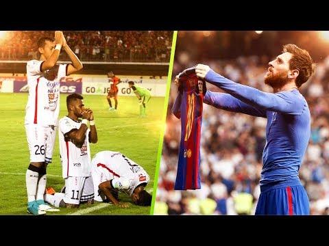 Top 30 Best Goal Celebrations Of 2017