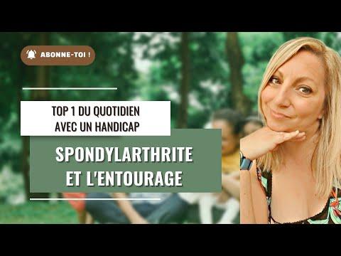 spondylarthrite douleurs dorsales,